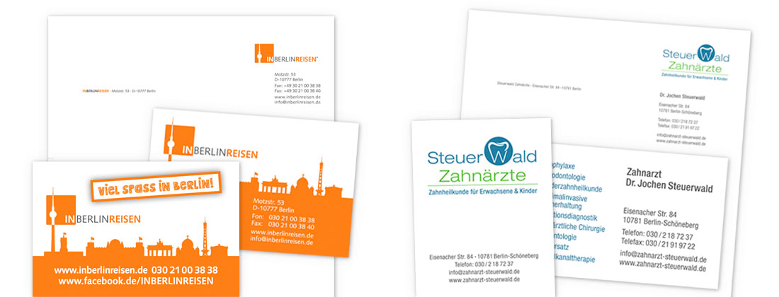 Referenzen CorporateDesign